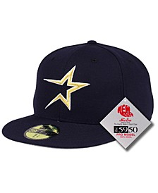 Houston Astros Retro Classic 59FIFTY Fitted Cap