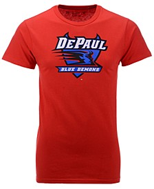 Men's DePaul Blue Demons Big Logo T-Shirt