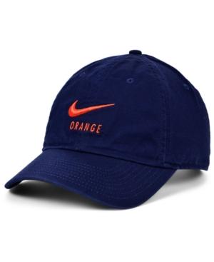 Nike Syracuse Orange Team Local H86 Cap