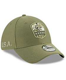 New Orleans Saints On-Field Salute To Service 39THIRTY Cap