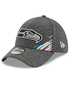 Seattle Seahawks On-Field Crucial Catch 39THIRTY Stretch Fitted Cap