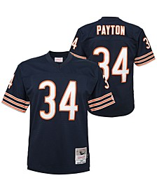 Big Boys Walter Payton Chicago Bears Legacy Retired Player Jersey