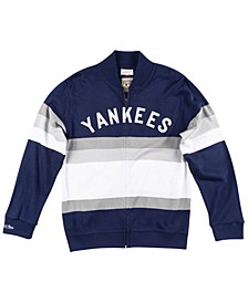 Men's New York Yankees Authentic Sweater Jacket