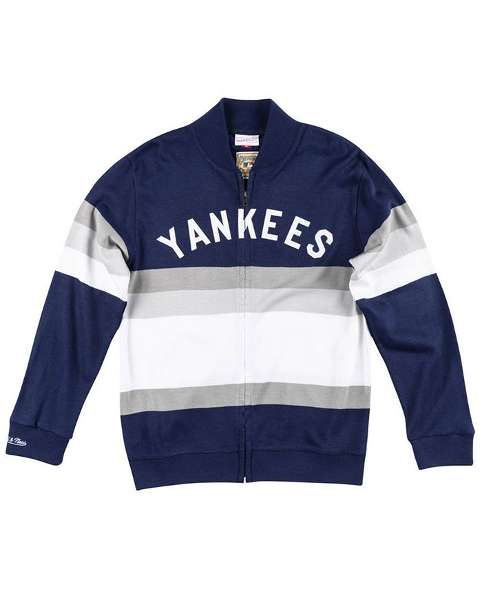 Mitchell & Ness - Men's Authentic Sweater Jacket