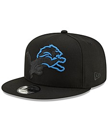 Detroit Lions Logo Elements 2.0 9FIFTY Cap