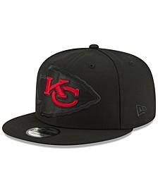 Kansas City Chiefs Logo Elements 2.0 9FIFTY Cap
