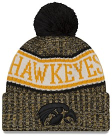 Iowa Hawkeyes Sport Knit Hat