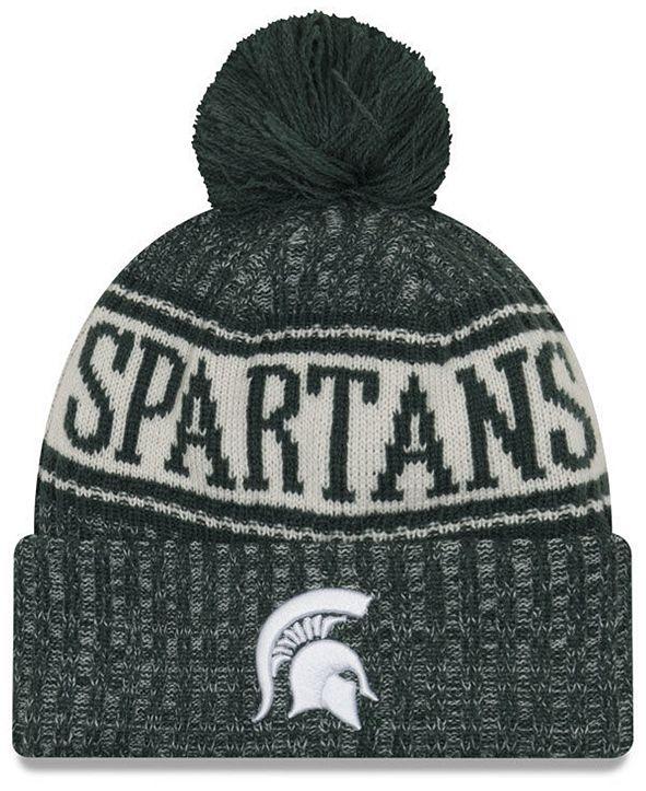 New Era Michigan State Spartans Sport Knit Hat
