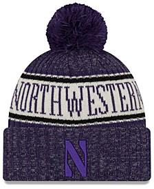 Northwestern Wildcats Sport Knit Hat