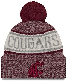 Washington State Cougars Sport Knit Hat