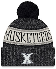 Xavier Musketeers Sport Knit Hat