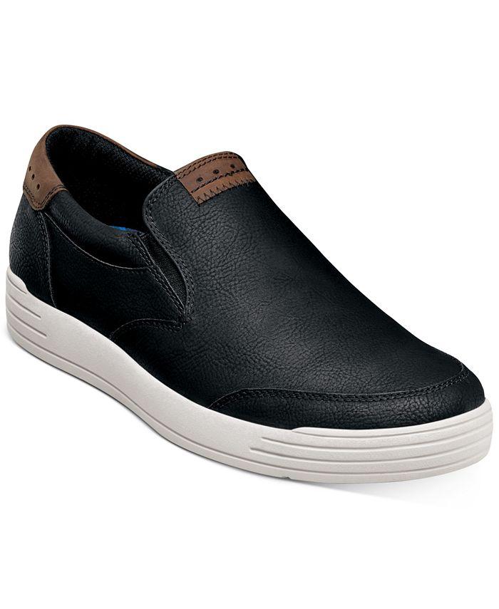 Nunn Bush - Men's KORE City Walk Slip-On Sneakers