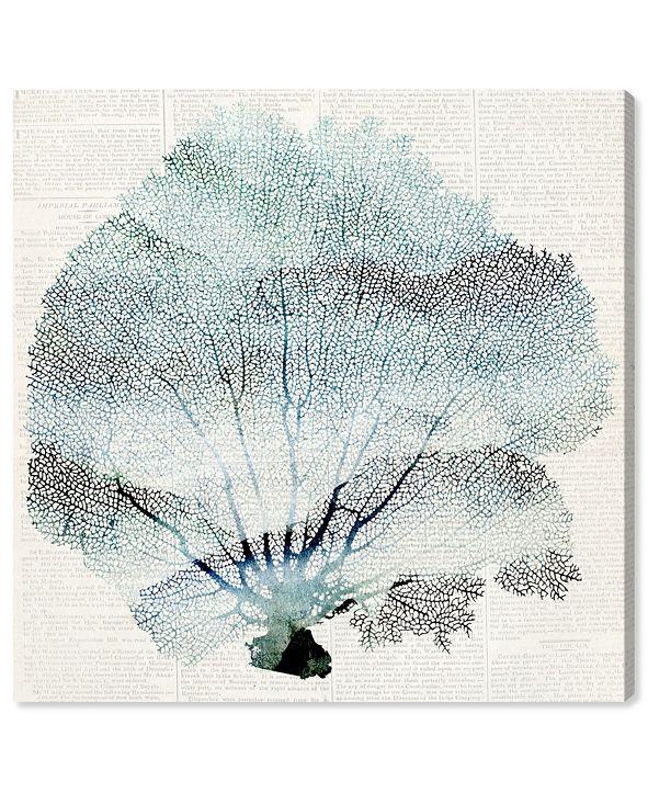 """Oliver Gal Acoran Canvas Art, 43"""" x 43"""""""