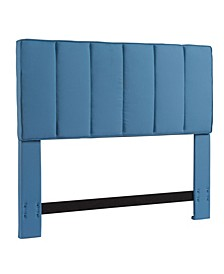 Quad Upholsterd Headboard, King/California King