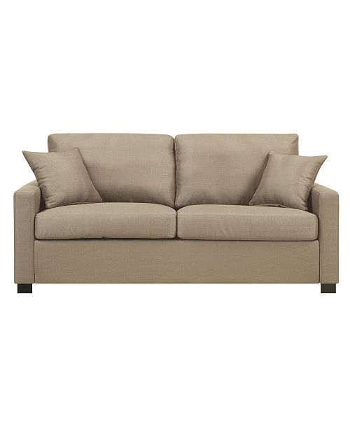 Dwell Home Inc. Sofa with Pillows