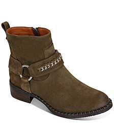 by Kenneth Cole Women's Best Chain Booties