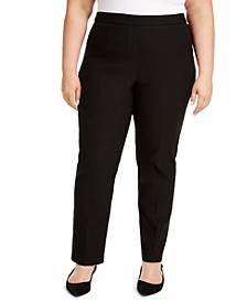 Plus Size Riverside Drive Stretch Pants