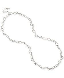 "Twist Link 30"" Strand Necklace"