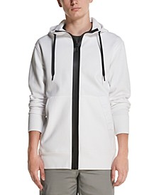 Men's Interlock Full-Zip Knit Hoodie