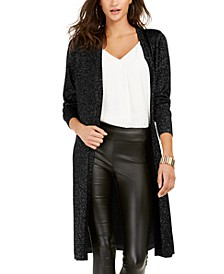 Long Duster Sweater, Created for Macy's