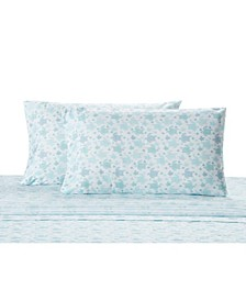 Turtles 3 Piece Sheet Set, King