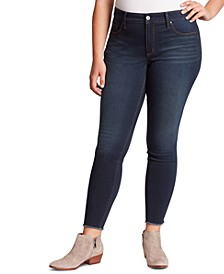 Trendy Plus Size Kiss Me Skinny Jeans