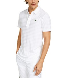Men's Ultra Dry Tech Micro Stripe Polo Shirt