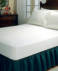 Fitted Vinyl Mattress Protector, Full