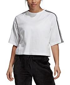 Women's Sport ID Cotton Cropped T-Shirt