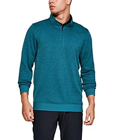 Men's Golf Quarter-Zip Storm-Fleece Sweater
