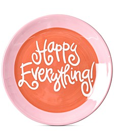 by Laura JohnsonPersimmon Happy Everything! Dessert Plate