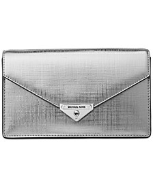 Grace Leather Clutch
