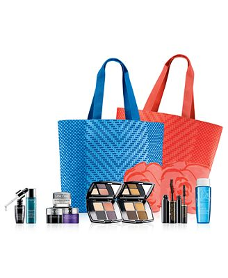 Receive a FREE 6-Pc. Gift with any 2-product or $35 Lancôme purchase