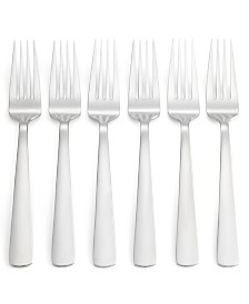 Oneida Set of 6 Aptitude Dinner Forks
