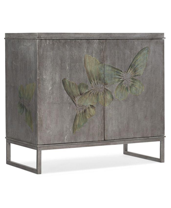 Hooker Furniture - Two-Door Grey Cabinet