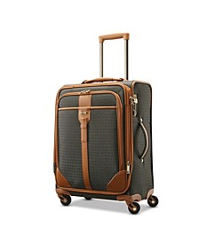 """Luxe 20"""" Carry On Expandable Spinner"""