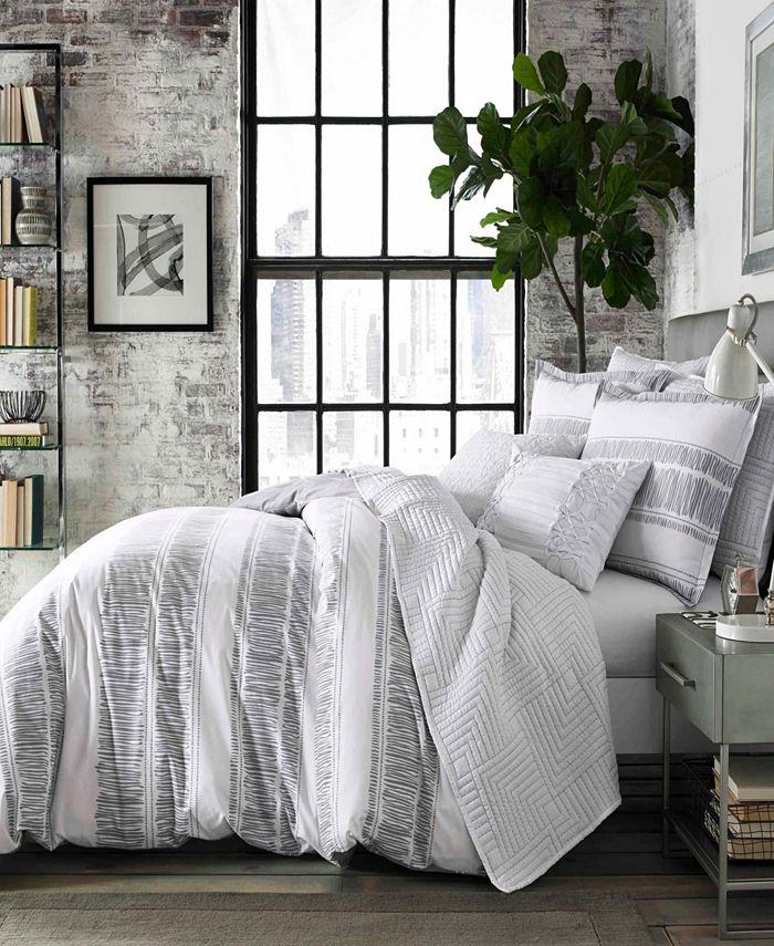 City Scene - Ziggy Twin Comforter Set