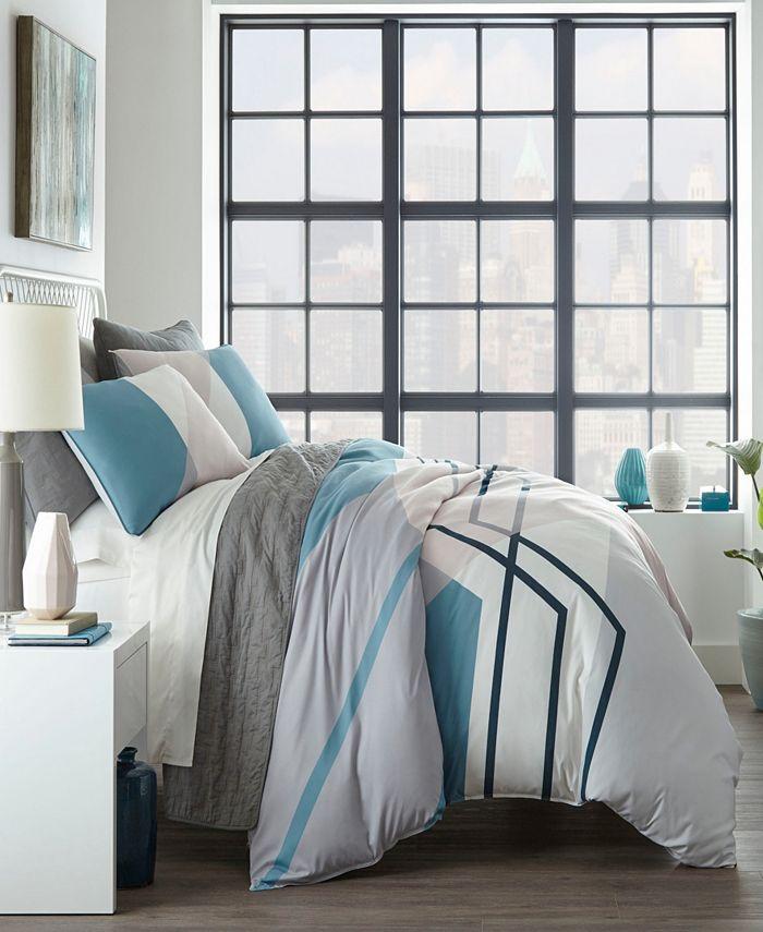 City Scene - Thornton Twin Comforter Set
