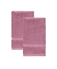 Sienna 2-Pc. Washcloth Set