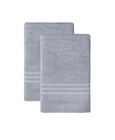 Sienna 2-Pc. Bath Sheet Set
