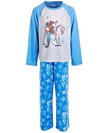 Little & Big Boys 2-Pc. Frozen Pajama Set