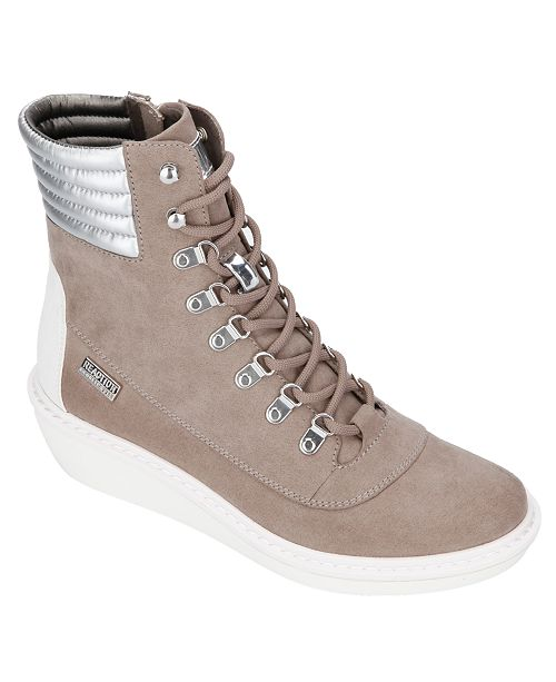 Kenneth Cole Reaction Women's Rhyme Hiker Sneakers