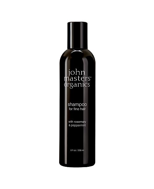 John Masters Organics Shampoo for Fine Hair with Rosemary and Peppermint- 8 fl. oz.