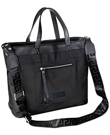 Receive a Complimentary Weekender Bag with any large spray purchase from the Men's fragrance collection
