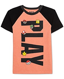 Little Boys Super Mario Bros. Play T-Shirt
