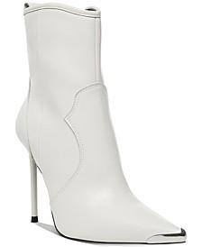 Winnie Harlow x Tina Western Stiletto Booties