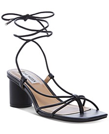 Women's Ivanna Ankle-Tie Sandals
