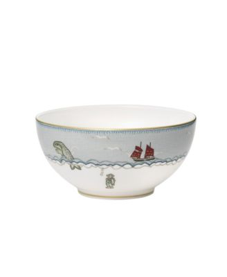 "Sailors Farewell Soup/Cereal Bowl 6"""