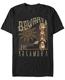 Men's Moana Beware of the Kakamora, Short Sleeve T-Shirt