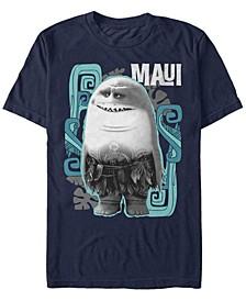Men's Moana Maui Shark, Short Sleeve T-Shirt
